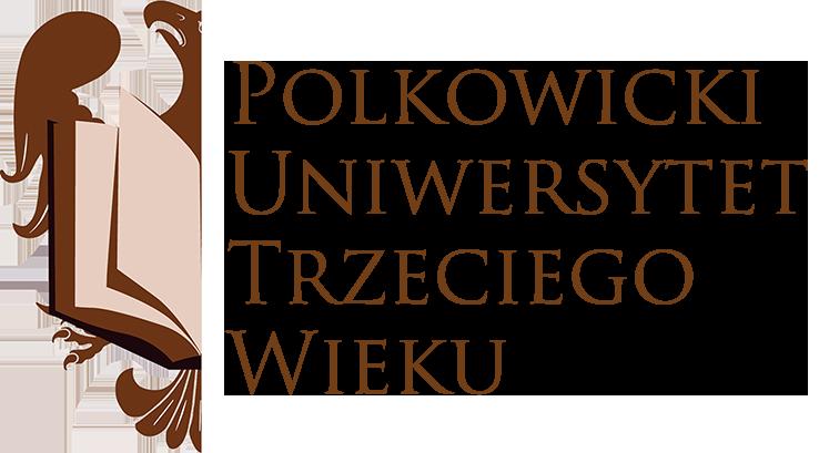 Logo Polkowicki Uniwersytet Trzeciego Wieku