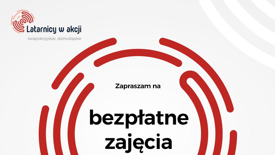 grafika z logo akcji latarnicy w akcji